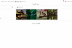 Administrace - Multimédia (fotogalerie)