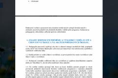 Dotyková obrazovka - Prohlížeč PDF dokumentu